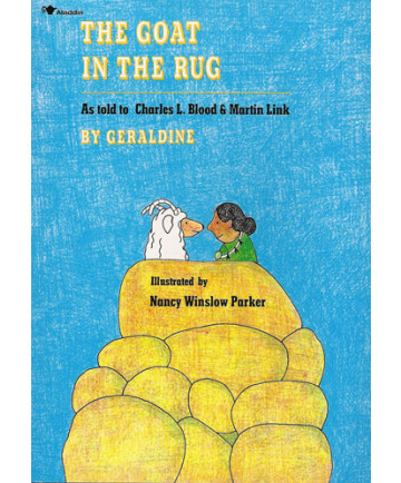 The Goat In the Rug by Charles L. Blood and Martin Link