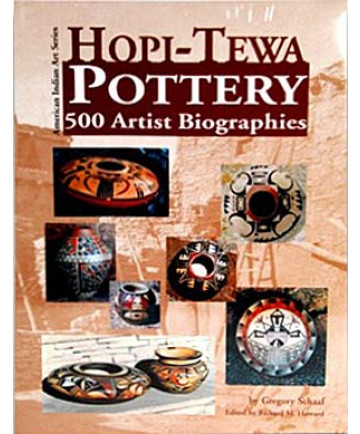Hopi -Tewa Pottery by Schaaf