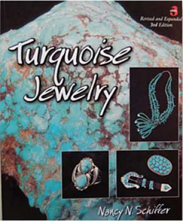 Turquoise Jewelry by Nancy Schiffer