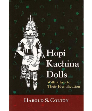 Hopi Kachina Dolls by Harold S. Colton