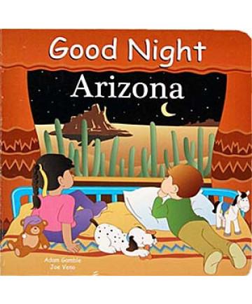 Good Night Arizona by Adam Gamble