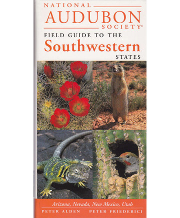 National Audubon Society Field Guide to the Southwestern States