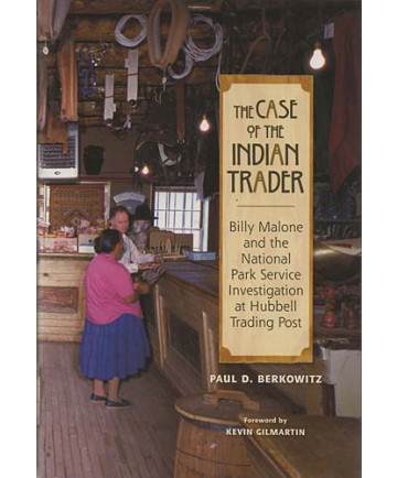 The Case of the Indian Trader (Paperback) by Paul Berkowitz