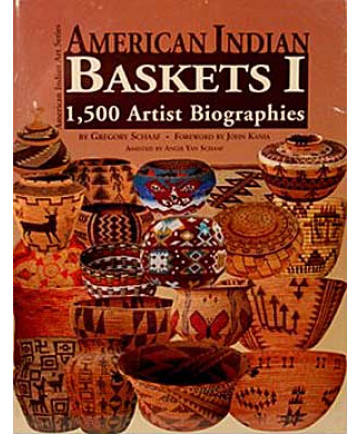 American Indian Baskets by Schaaf