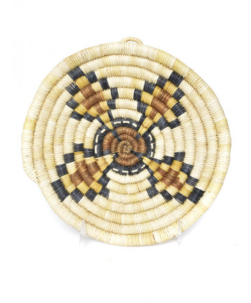 Coil basket by an unknown artist (Hopi)