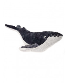 Humpback whale stuffed animal