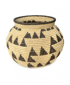 c. 1940's basket by Mary Snyder (Chemehuevi)