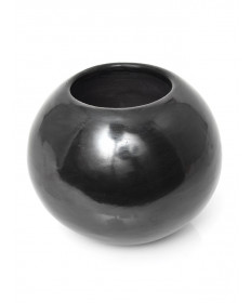 Blackware Pot by Maria Martinez (San Ildefonso)