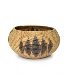 c. 1920's Degikup Basket attributed to Lillie James (Washoe)