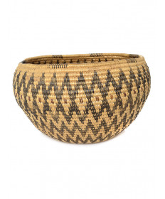 c. 1910 basket by an unknown artist (Panamint)