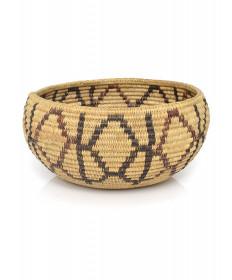 c. 1910 basket by an unknown artist (Mono Lake Paiute)