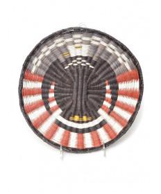 Eagle wicker basket by an uknown artist (Hopi)
