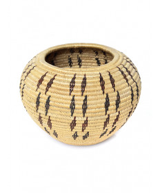 c. 1916 miniature Degikup basket by Datsolalee (Washoe)