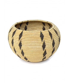 c. 1919 miniature Degikup basket by Datsolalee (Washoe)