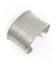 Sterling Silver Bracelet by Maria Samora (Taos)