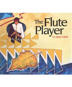 The Flute Player by Michael Lacapa
