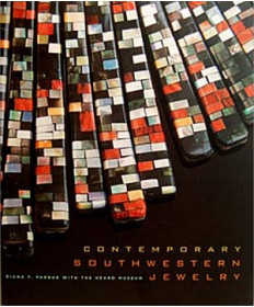 Contemporary Southwestern Jewelry by Diana Pardue