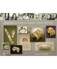 Masters of Contemporary Indian Jewelry by  Nancy N. Schiffer