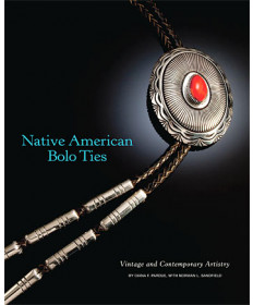 Native American Bolo Ties by Pardue & Sandfield
