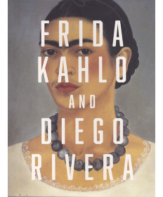 Frida Kahlo and Diego Rivera by Nicholas Chambers