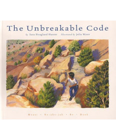 The Unbreakable Code by Sara Hunter