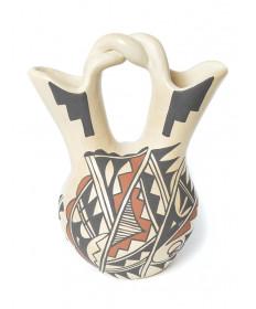 Wedding Vase by Dolores Toya (Jemez)