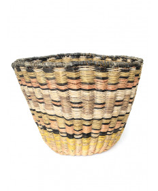 Wicker basket by an unknown artist (Hopi)