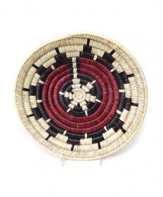 c. 2015 wedding/medicine basket by an unknown artist (Navajo)