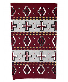 Revival Rug by Wilbertson Begay (Navajo)