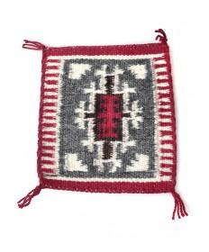 Miniature Rug by Susie Bia (Navajo)