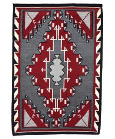 Klagetoh Rug by Rena Begay (Navajo)