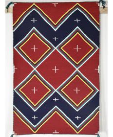 Revival Rug by Lorlena Atencio (Navajo)