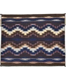 Chinle Rug by Caroline Lucero (Navajo)