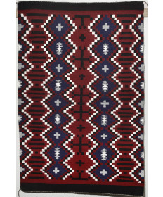 Revival Rug by Shirena Begay (Navajo)
