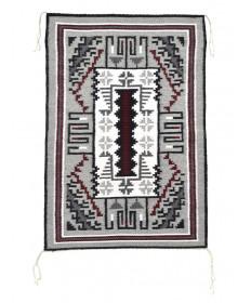 Klagetoh rug by Gladys Jensen (Navajo)