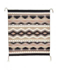 Wide Ruins rug by Janice Vanwinkle (Navajo)