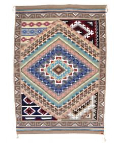 Mulit-rug by Vivian Descheny (Navajo)