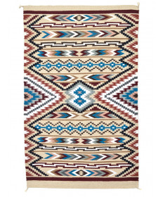 Chinle rug by Rose Avery (Navajo)
