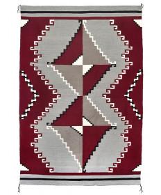 Revival rug by Rena Begay (Navajo)