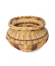 Basket by an unknown artist (Cherokee)