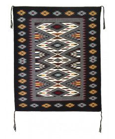 Teec Nos Pos by Bessie Littlebean (Navajo)