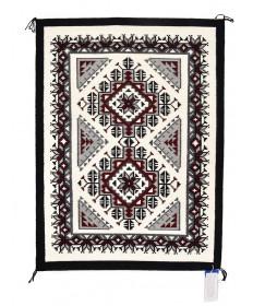 Burnham rug by Martha Smith (Navajo)