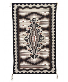 Klagetoh rug by Mae Chester (Navajo)